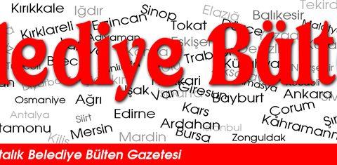 Belediye Bülteni Gazetesi
