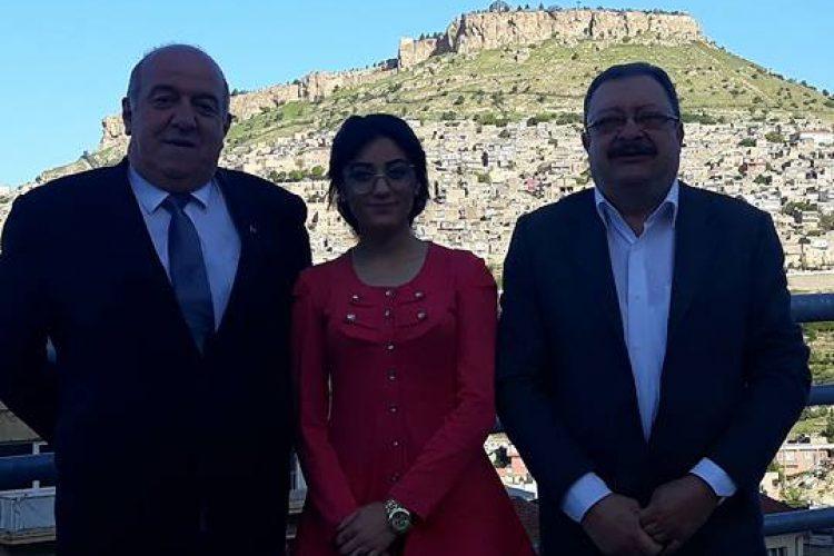 Nova Medya Grup'un Hasan Tarık ADANLI ile Mardin Turu