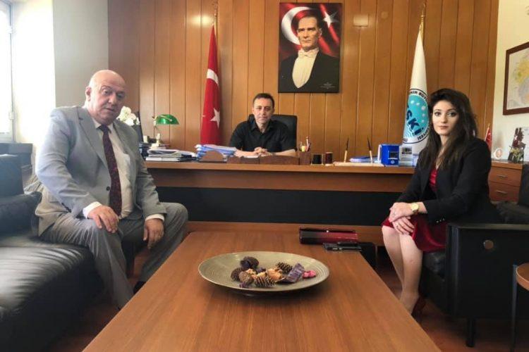 Nova Medya Grup'tan ESKİ Genel Md. Suat Balcı'ya Teşekkürname