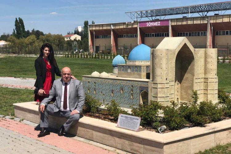 Eskişehir Minyatür Park'ta Türk Dünyası'ndan İzlenimler