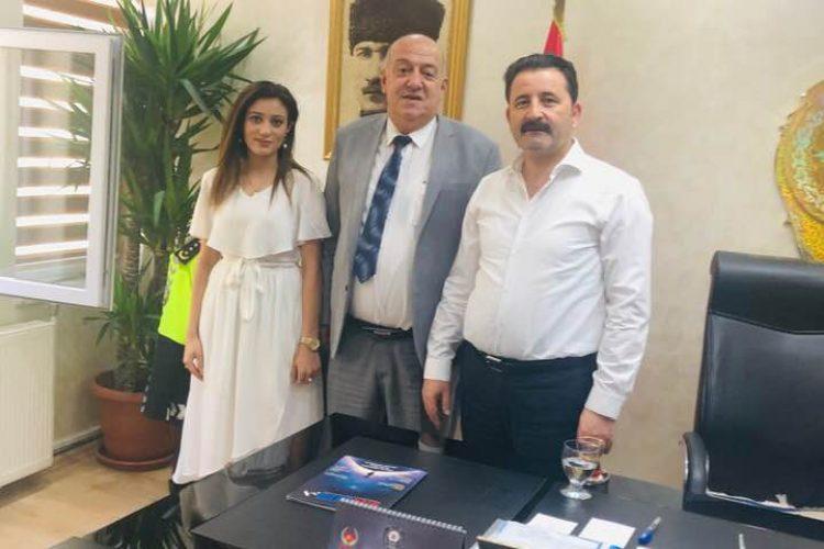 Mardin İl Emniyet Müdürü Hasan ONAR'ı Ziyaretimiz