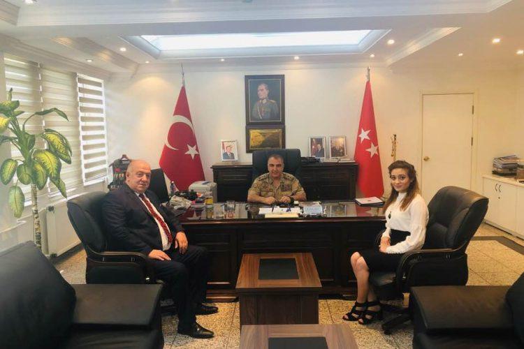 Tümgeneral Halis Zafer Koç Paşa'yı Ziyaretimiz